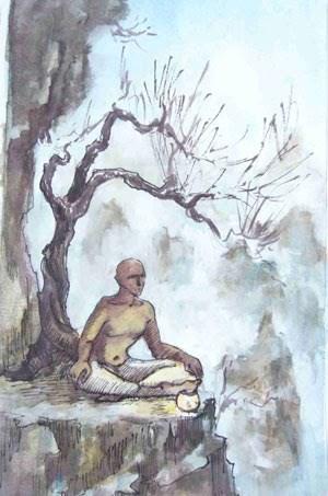 Медитация на старшем аркане Таро - Отшельник