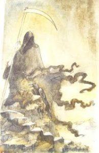 Медитация на старшем аркане Таро - Смерть