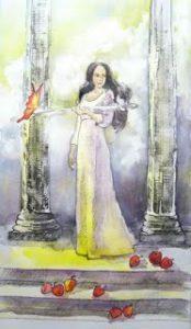 Медитация на старшем аркане Таро - Справедливость