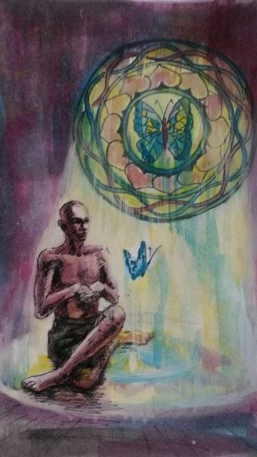 Медитация на старшем аркане Таро - Умеренность