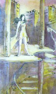Медитация на старшем аркане - Верховная Жрица