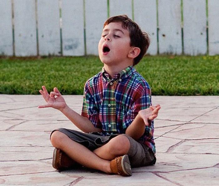 Медитация на звуке или пение мантр