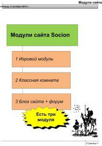 Соционика - обучающая игра