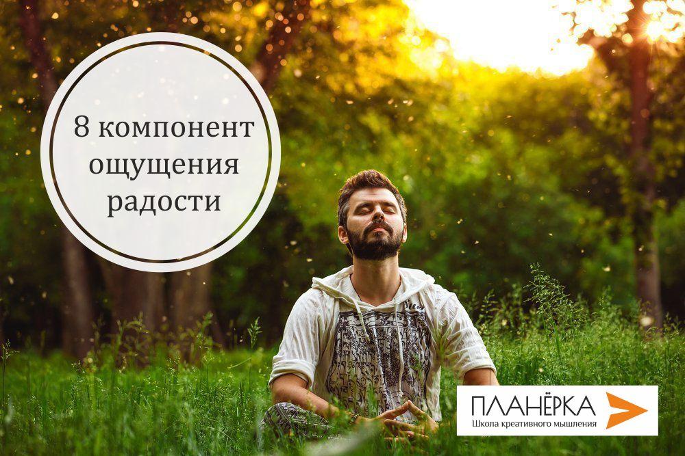 8 компонент ощущения радости